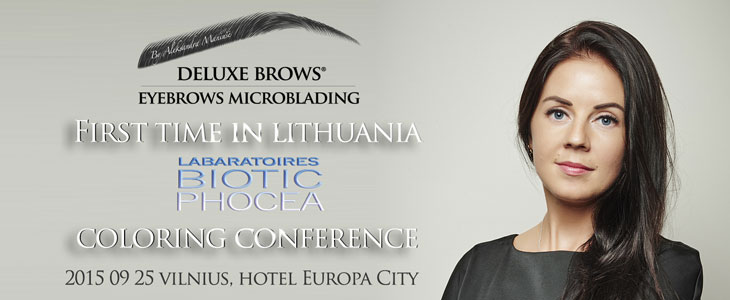 DELUXE BROWS - BIOTIC Phocea
