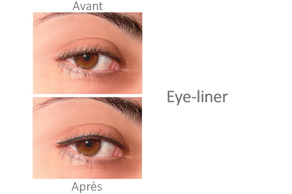 Maquillage Permanent Eye-liner BIOTIC Phocea