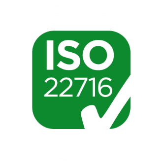 Logo Retina Certification ISO-22716